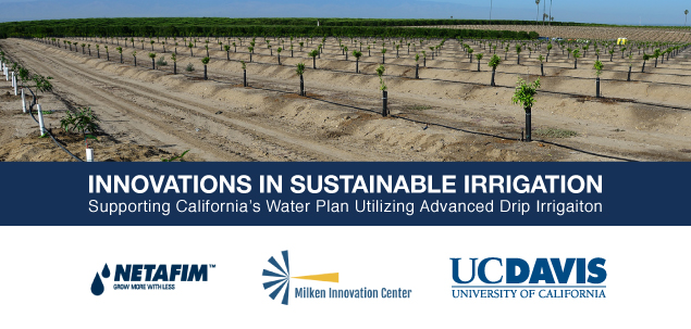 Innovations In Sustainable Irrigation